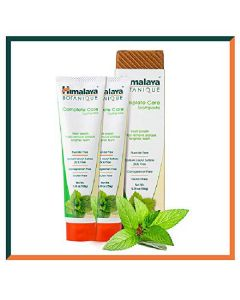 Himalaya botanique complete care toothpaste peppermint 2 x 150g