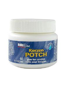 Hobby line kerzen potch glue for candles 150ml