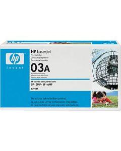 HP 03A C3903A sort