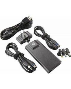 HP 65W slim AC adapter euro H6Y82AA