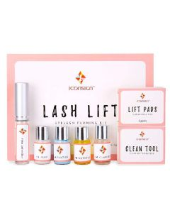 Iconsign lash lift eyelash perming kit