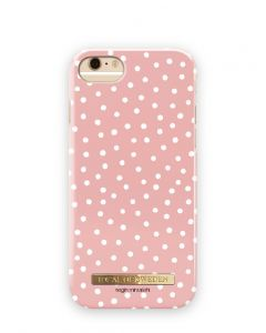 ideal of sweden negin mirsalehi pink riviera cover for iphone 8/7/6/6s
