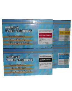 Compatible HP 122A C9700A ,01A,02A,03A premium sæt