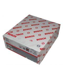 Bosch slibeark 115x115 korn 180 50 ark White paint