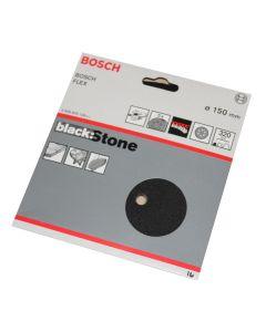 Bosch Ø150 excenterslibepapir korn 320 black stone
