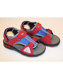 Bagheera sandaler Flexy røde str. 35
