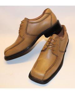 Flexi sko lys beige str 41