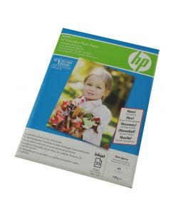 HP Everyday Semi-Glossy Photo Paper, 170g one-sided 25 ark