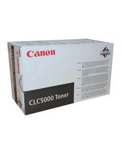 Canon CLC5000 toner sort