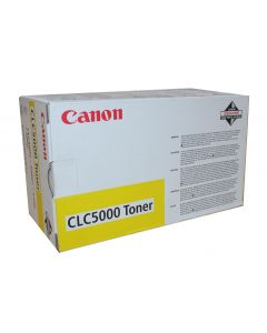 Canon CLC5000 toner gul
