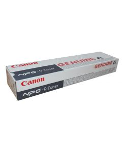 Canon NPG-9 toner sort
