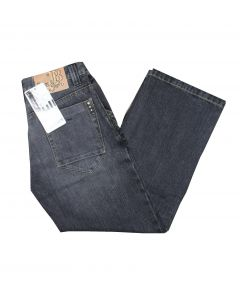 Bullet Boy Jeans Black Life (25175) i Sort Str. 164