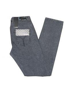 Minimum jeans David 348 gråsort str 27