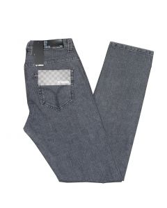 Minimum jeans David 348 gråsort str 36