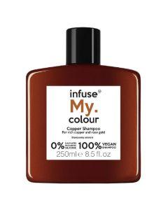 Infuse my colour copper shampoo 250ml