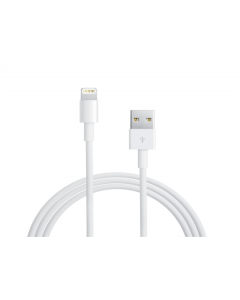 eStuff lade kabel 1,0 m iPhone 5/5S/5C, iPhone 6, iPhone 6 Plus, iPad Air.