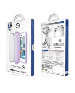 Itskins slim protect gel case iphone se/5s/5 2 stk