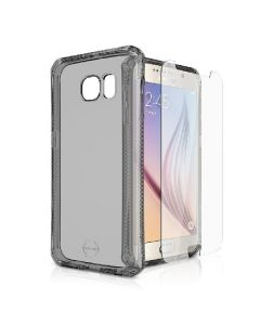 Itskins slim protect gel case samsung galaxy S6 2 stk.
