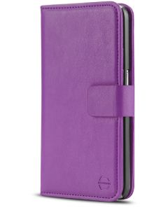 Itskins wallet book case multi-pocket wallet iphone SE/5S/5 lilla
