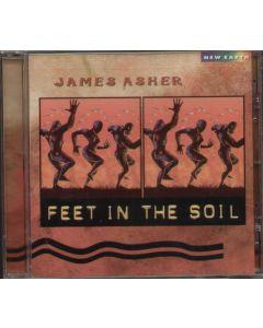 Cd James Asher - Feet in the soil