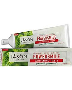 Jasön power smile whitening paste 170g