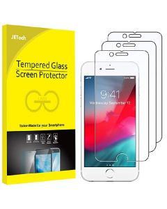 Jetech screen protector for iphone 8/7/6s/6