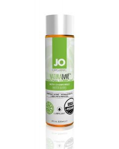 JO organic natural love personal lubricant with chamomile 240ml