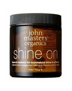 John masters organics shine on leave-in treatment for supernatural shine & softness 113g