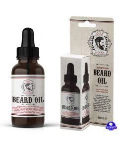 Jolly good cedarwood beard oil 30ml