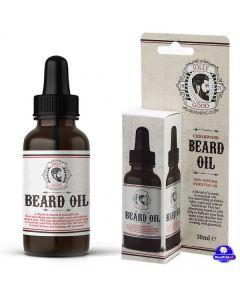 Jolly good cedarwood beard oil 30ml
