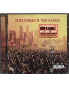 Cd Jurassic 5 - Power in numbers