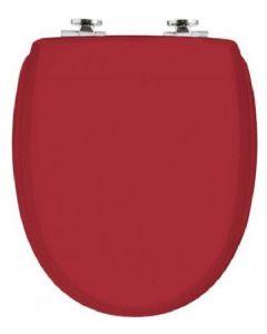 Kandre kan exclusive soft closing toiletsæde 3001 model 54333 rød