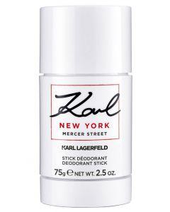 Karl lagerfeld deodorant stick karl new york mercer street 75g