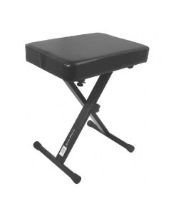 Keyboard bench on-stage stands Deluxe x-style KT7800+