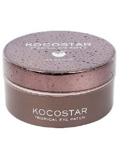 Kocostar tropical eye patch coconut unscented 60 patches