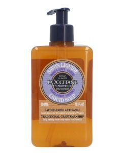 L'occitane en provence liquid soap hands & body lavender 500ml