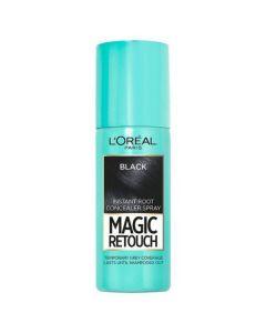 L'oréal magic retouch instant root concealer spray black 75ml