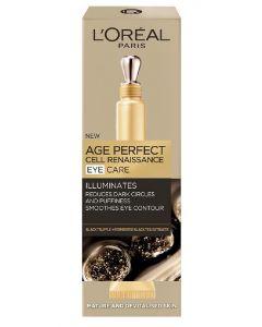 L'oréal paris age perfect cell renaissance eye care illuminates 15ml