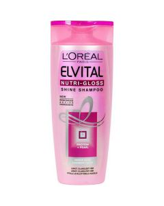 L'oréal paris elvital nutri-gloss shine shampoo 400ml