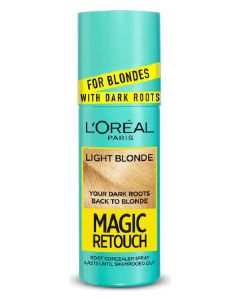 L'oréal paris magic retouch root concealer spray light blonde 75ml