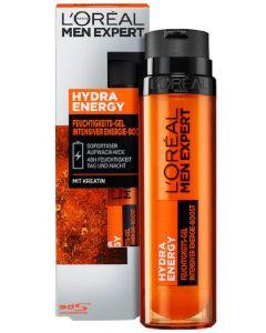 L'oréal paris men expert hydra energy feuchtigkeits-gel intensiver energie-boost 50ml