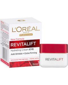 L'oréal paris plenitude new formula revitalift eye cream 15ml