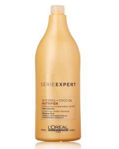 L'oréal paris professionnel serie expert glycerol + coco oil nutrifier shampoo 1500ml