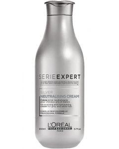 L'oréal paris professionnel serie expert silver neutralising cream 200ml
