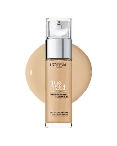 L'oréal paris true match super-blendable foundation 3.D/3.W golden beige 30ml