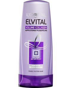 L'oréal paris volume collagen aufpolsternde pflege-spülung 200ml