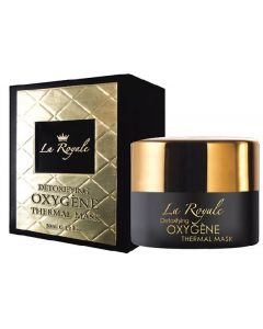 La royale detoxifying oxygéne thermal mask 50ml