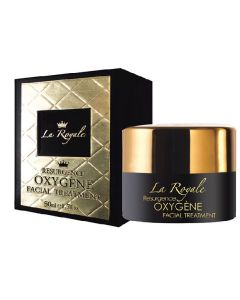 La royale resurgence oxygéne facial treatment 50ml