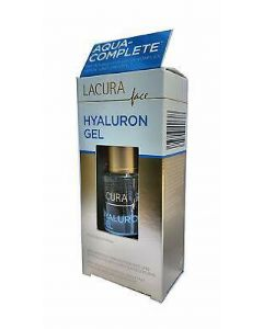 Lacura face hyaluron gel aqua completemit double hyaluron-komplex mimox und creatin 50ml