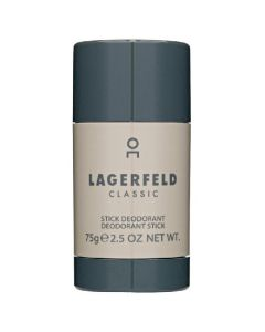 Lagerfeld classic deodorant stick 75g